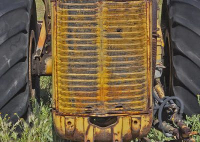 yellow-tractor-by-richard-pradenas_38038421622_o
